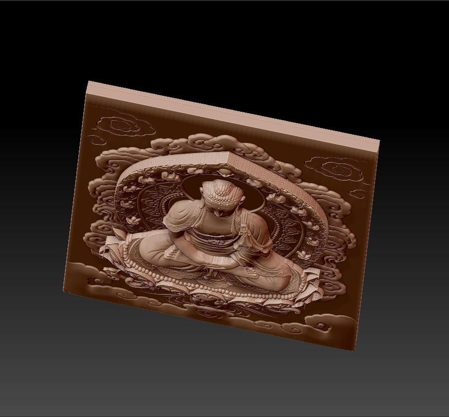buddha_background4.jpg Télécharger fichier STL gratuit Bouddha • Design à imprimer en 3D, stlfilesfree