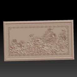 Peony_flowers1.jpg Télécharger fichier STL gratuit Fleurs de pivoine • Design pour impression 3D, stlfilesfree