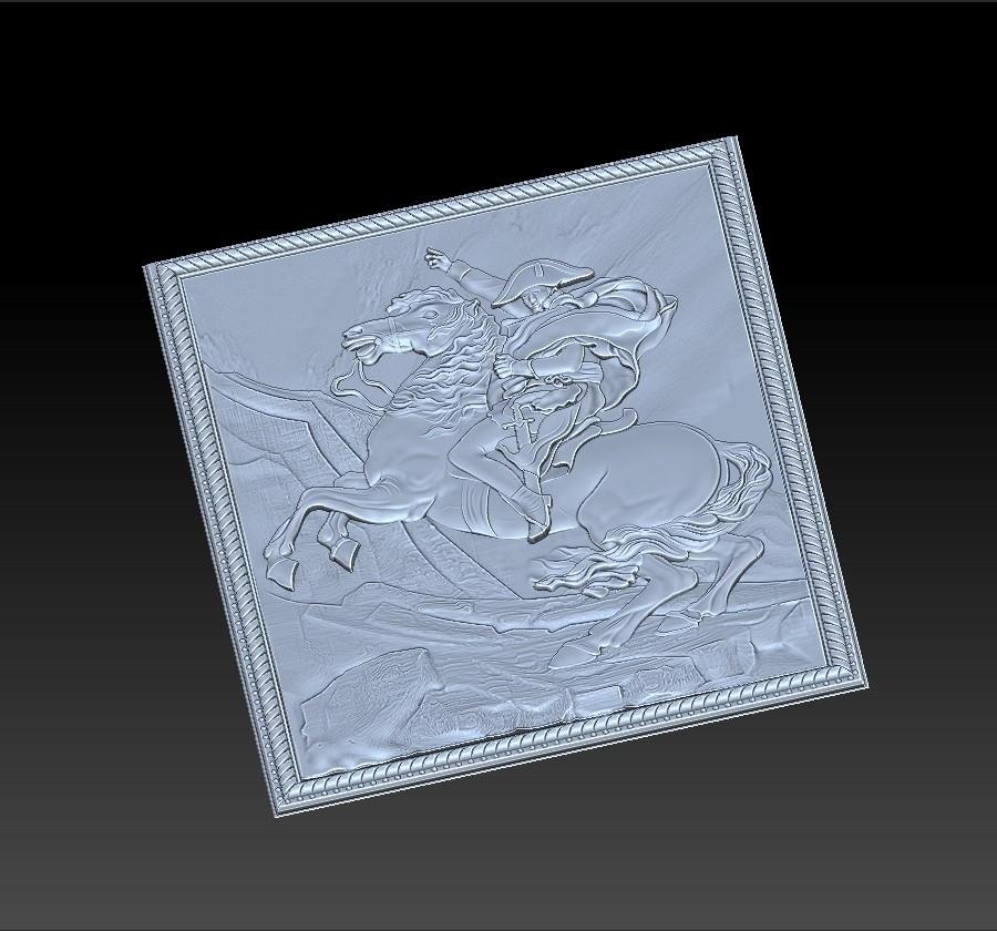 Napoleon7.jpg Télécharger fichier STL gratuit Napoléon • Modèle à imprimer en 3D, stlfilesfree