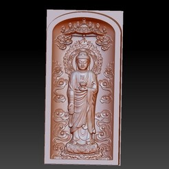 BuddhaRRRR1.jpg Download free STL file Buddha  • 3D printer object, stlfilesfree