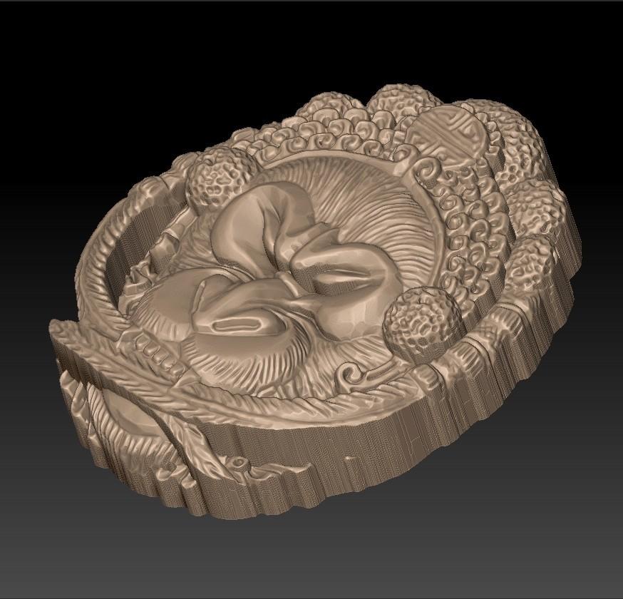 Opera_monkey6.jpg Télécharger fichier STL gratuit Singe • Design imprimable en 3D, stlfilesfree