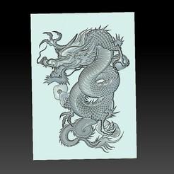 one_dragon1.jpg Télécharger fichier STL gratuit dragon • Plan à imprimer en 3D, stlfilesfree
