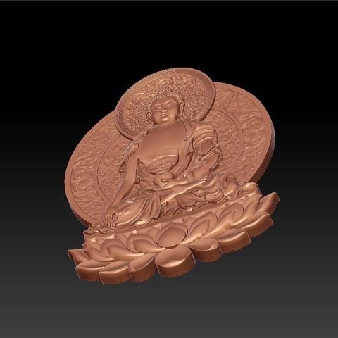 ThailandBuddhaWW4.jpg Télécharger fichier STL gratuit Bouddha de Thaïlande • Modèle à imprimer en 3D, stlfilesfree