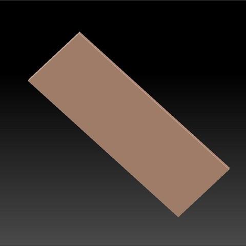 Guest-Greeting_Pine5.jpg Download free STL file Guest-Greeting Pine • Template to 3D print, stlfilesfree