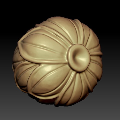 lotusFlower4.jpg Download free STL file lotus • 3D printing design, stlfilesfree