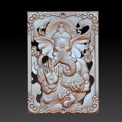 elephantgodzzz1.jpg Download free OBJ file elephant god ganesha • Template to 3D print, stlfilesfree