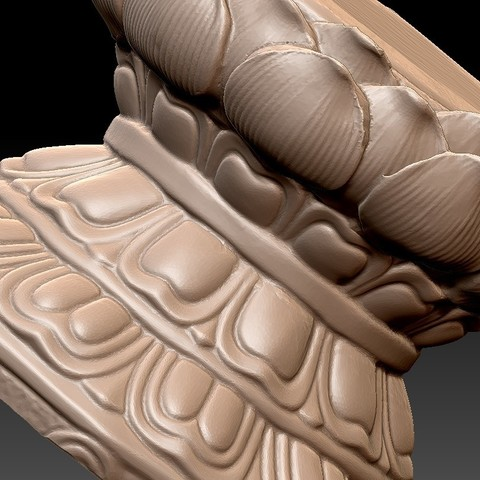 LotusSeat5.jpg Télécharger fichier STL gratuit siège lotus • Plan imprimable en 3D, stlfilesfree