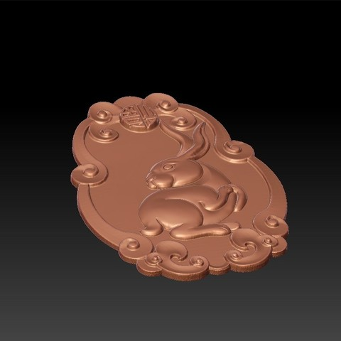 rabbit4.jpg Télécharger fichier STL gratuit lapin • Design pour impression 3D, stlfilesfree