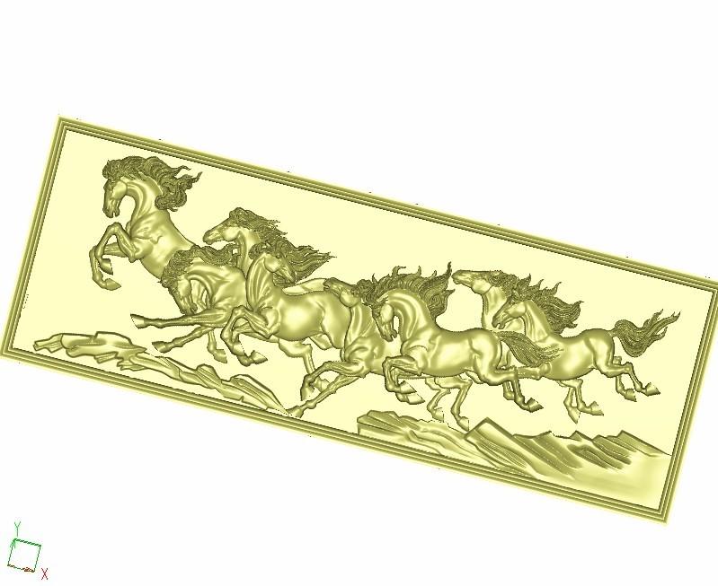 horse_c4.jpg Télécharger fichier STL gratuit modèles de secours de chevaux pour cnc • Modèle à imprimer en 3D, stlfilesfree