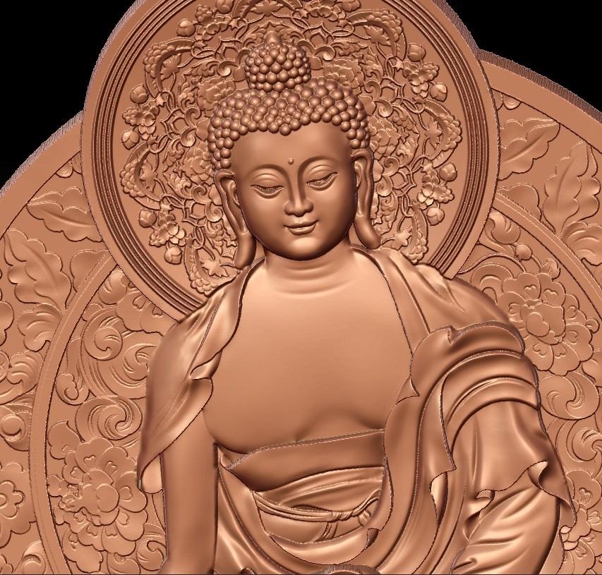 ThailandBuddhaWW7.jpg Télécharger fichier STL gratuit Bouddha de Thaïlande • Modèle à imprimer en 3D, stlfilesfree