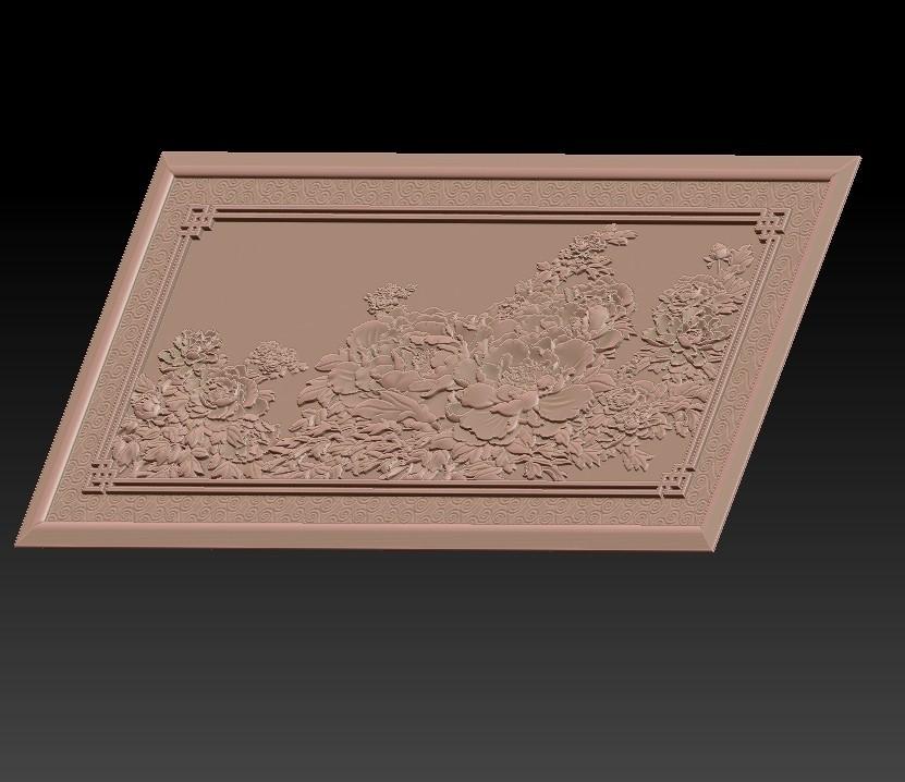 Peony_flowers5.jpg Download free STL file Peony flowers • 3D print design, stlfilesfree