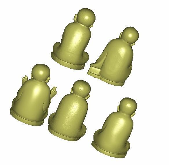 little monk5.jpg Download free STL file little monk  • 3D print object, stlfilesfree