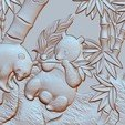 panda5.jpg Download free STL file panda • 3D printer object, stlfilesfree