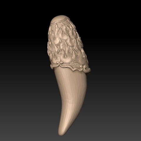 amulet3.jpg Download free STL file Oriental amulet • 3D print template, stlfilesfree