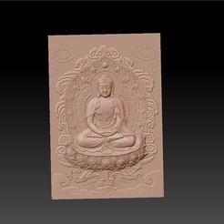 buddha_background1.jpg Télécharger fichier STL gratuit Bouddha • Design à imprimer en 3D, stlfilesfree