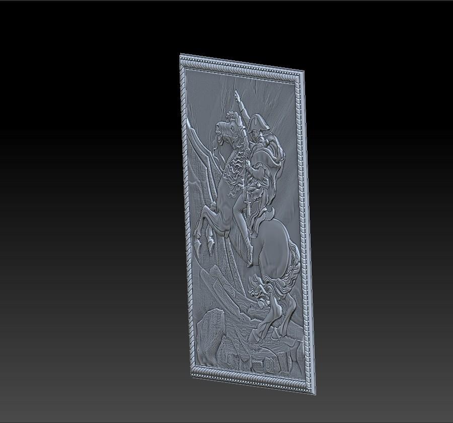 Napoleon6.jpg Télécharger fichier STL gratuit Napoléon • Modèle à imprimer en 3D, stlfilesfree