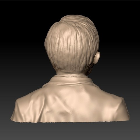 JackMa4.jpg Download free STL file Jack Ma statue • 3D printing object, stlfilesfree