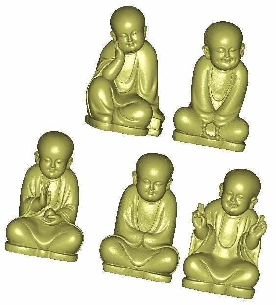 little monk1.jpg Download free STL file little monk  • 3D print object, stlfilesfree