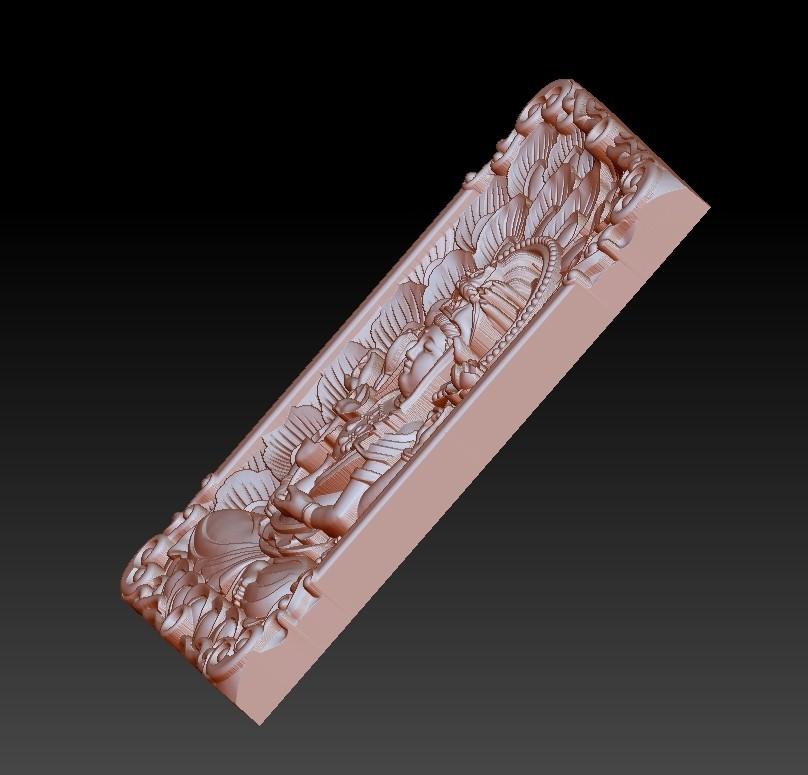 guanyinpeacock4.jpg Télécharger fichier STL gratuit Bouddha Guanyin • Modèle imprimable en 3D, stlfilesfree