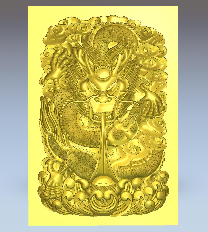 dragonAAAA1.jpg Télécharger fichier STL gratuit dragon sur les nuages • Objet pour impression 3D, stlfilesfree