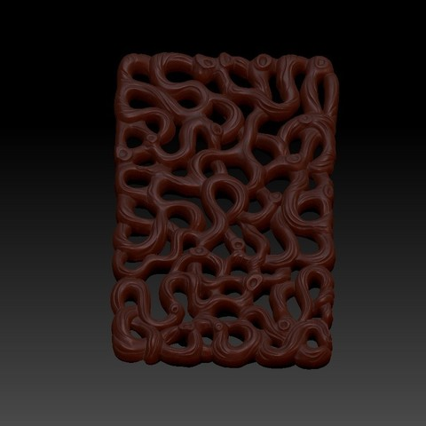 RootsOfTrees2.jpg Download free STL file Roots Of Trees  Knot • 3D printer template, stlfilesfree