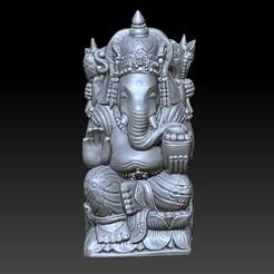 ThailandBuddha1.jpg Télécharger fichier STL gratuit Dieu d'éléphant • Modèle pour imprimante 3D, stlfilesfree