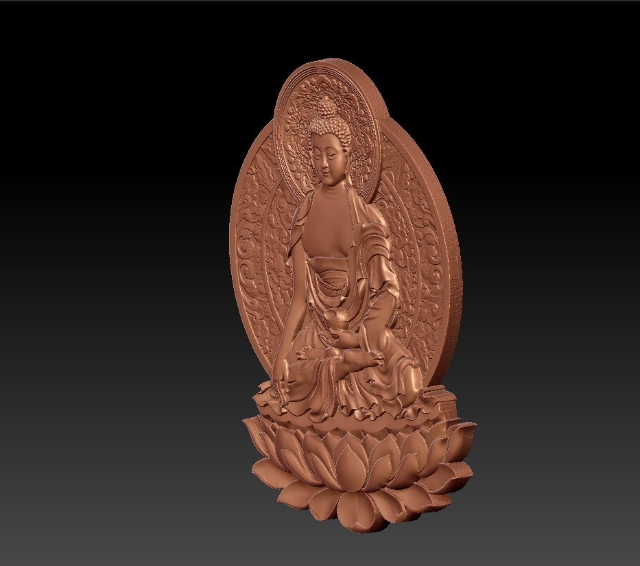ThailandBuddhaWW3.jpg Télécharger fichier STL gratuit Bouddha de Thaïlande • Modèle à imprimer en 3D, stlfilesfree