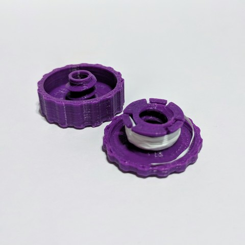 IMG_20180309_185426.jpg Download free STL file MiniFloss • 3D printer object, clockspring