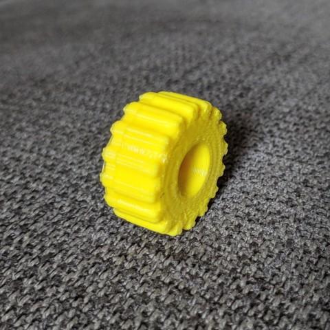 IMG_20180227_070737.jpg Download free STL file MiniFloss • 3D printer object, clockspring