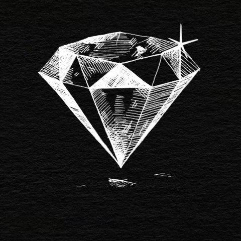 3D printer files diamond, rmnankit07