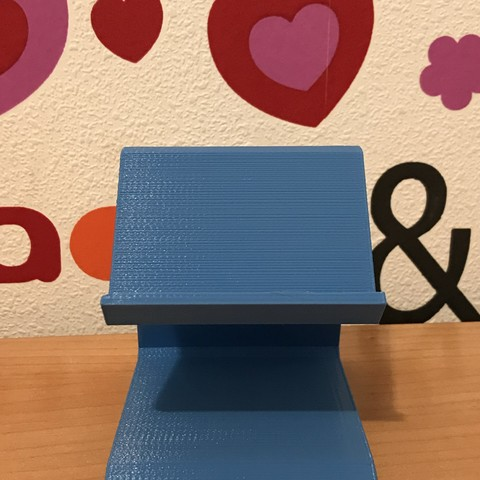 IMG_0228.jpg Télécharger fichier STL gratuit Support pour Smartphone • Design pour impression 3D, galveznani