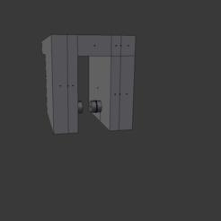 Archivos 3D Pestillo de repuesto Watercooler, trevorkinney