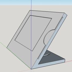 Capture d'écran 2018-05-12 à 15.33.32.png Download STL file Instax Photo Support • 3D printing model, MystiCat