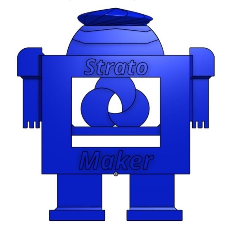robostrat2.jpg Download free STL file RoboStrat • 3D printable design, trhoward