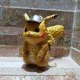 Télécharger fichier imprimante 3D Détective Pikachu, emanuelsko