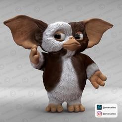 Descargar modelo 3D Gizmo, emanuelsko