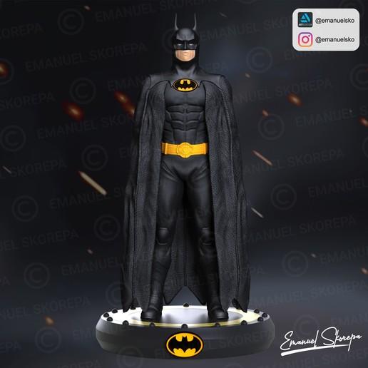instagram1.jpg Download STL file BATMAN MICHAEL KEATON • 3D printable design, emanuelsko