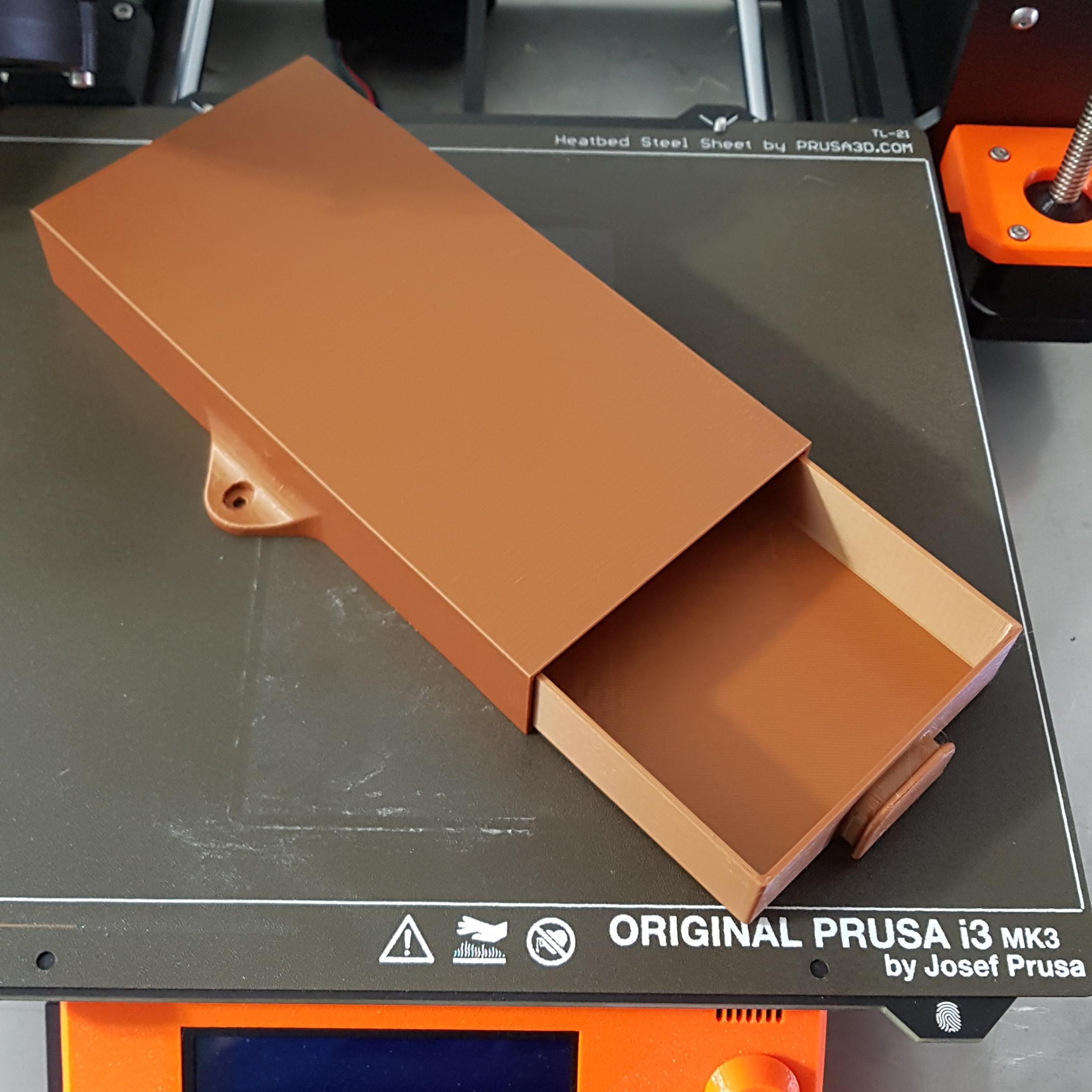 Download STL file Safe box - Victoria's secret • 3D printable object, emanuelsko