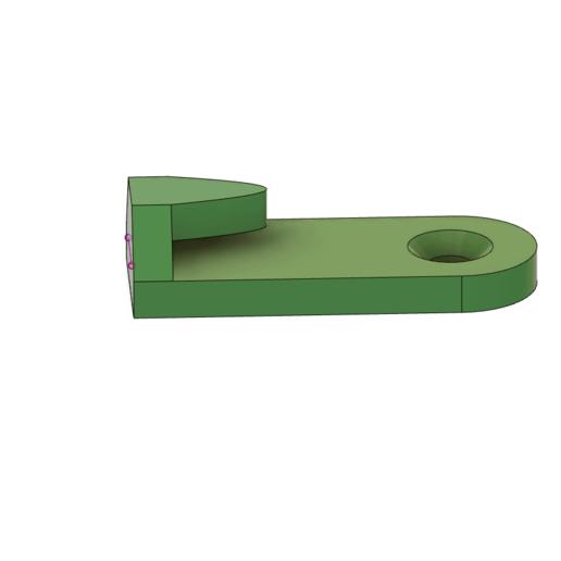 crochet_2 v1.png Download free GCODE file Hook • 3D printer model, jmjuli1