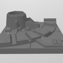 Download free 3D printer model Deathstar TILE, boryelwoc