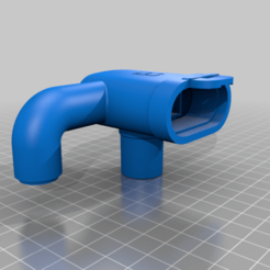 Download free 3D printing designs Charlotte Valve V2 remodelled for a better fit using Leucothea Scuba masks, boryelwoc