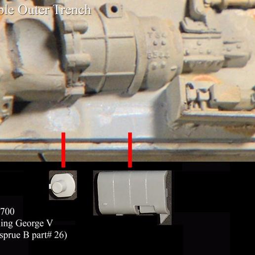 ETJfVha.png Download free STL file Deagostini Millennium Falcon Missing parts set • 3D printing template, boryelwoc