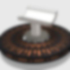 Descargar archivos STL gratis Soporte de sable de luz, boryelwoc