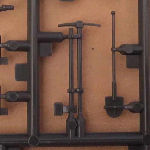 IMG_0709.JPG Download free STL file Deagostini Millennium Falcon Missing parts set • 3D printing template, boryelwoc