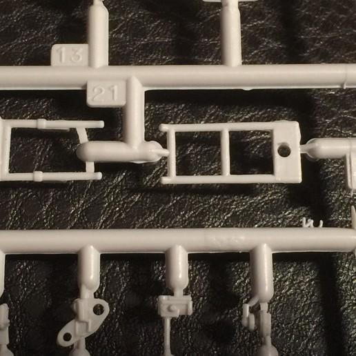 IMG_0694.JPG Download free STL file Deagostini Millennium Falcon Missing parts set • 3D printing template, boryelwoc