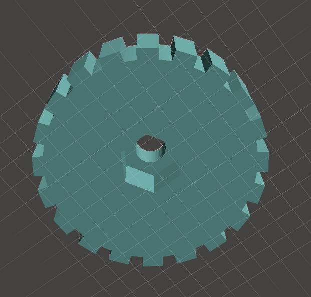 2.PNG Download free STL file Bed Leveling Knob fits a m3 Nylon nut • 3D printable template, boryelwoc