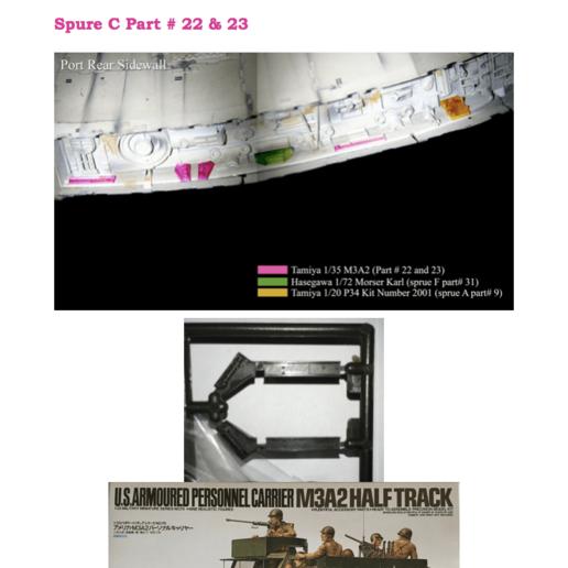 32365848826_50e9ba656b_o.png Download free STL file Deagostini Millennium Falcon Missing parts set • 3D printing template, boryelwoc
