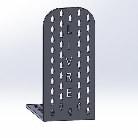 Free 3D print files Book block, Thierryc44