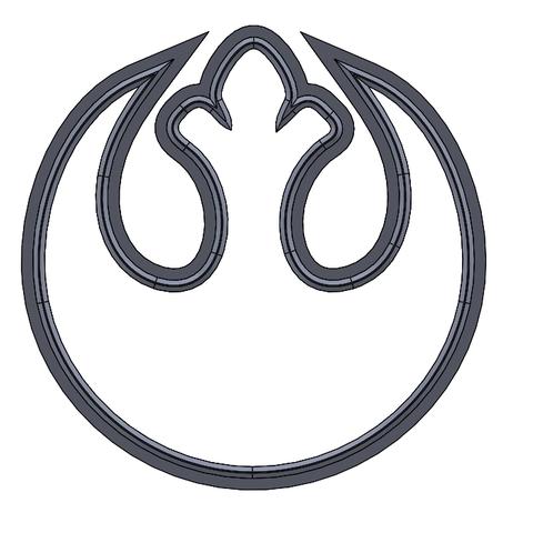 Descargar archivos 3D gratis gana starwars coin, Thierryc44