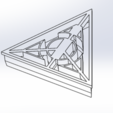 relique01.PNG Download free STL file The Deathly Hallows • 3D printable object, Thierryc44